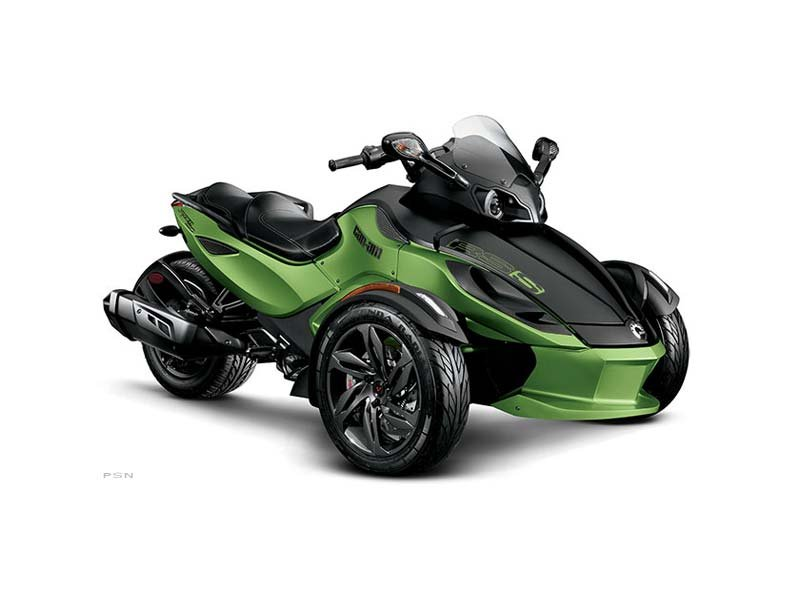 2013 Can-Am Spyder® RS-S SE5