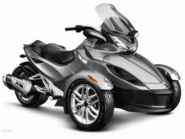 2013 Can-Am Spyder ST SM5