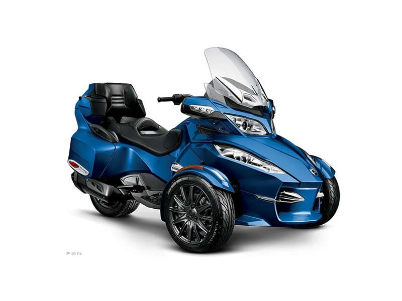 2013 Can-Am Spyder RT-S SM5