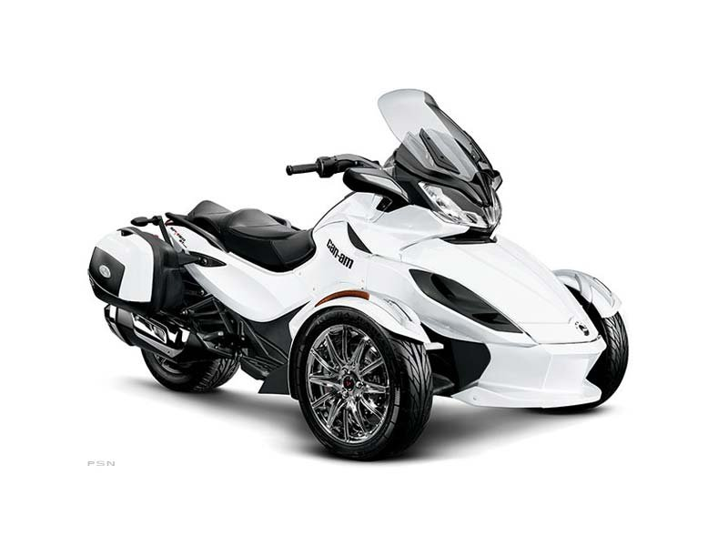 2013 Can-Am Spyder® ST Limited