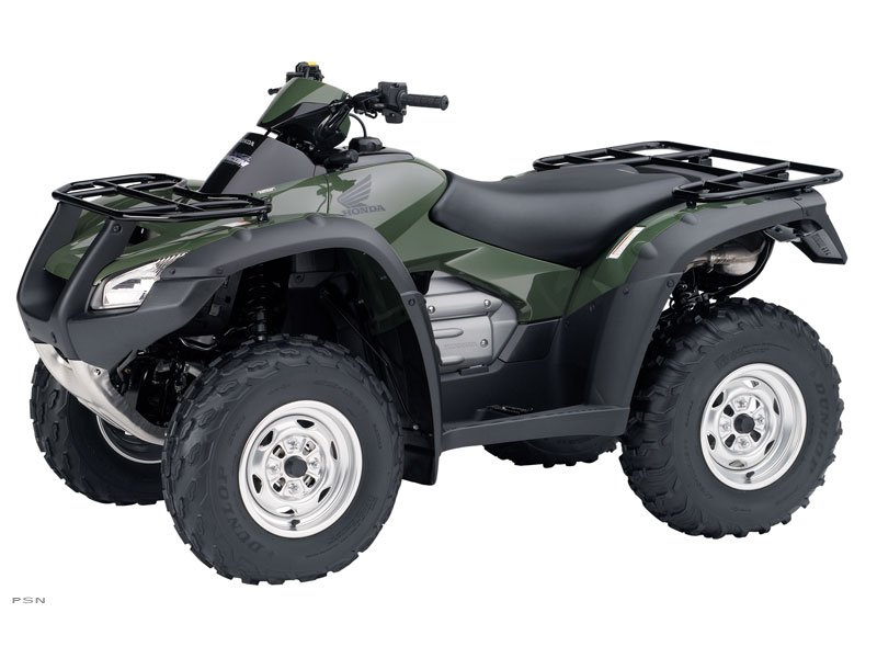 2013 Honda FourTrax Rincon (TRX680FA)