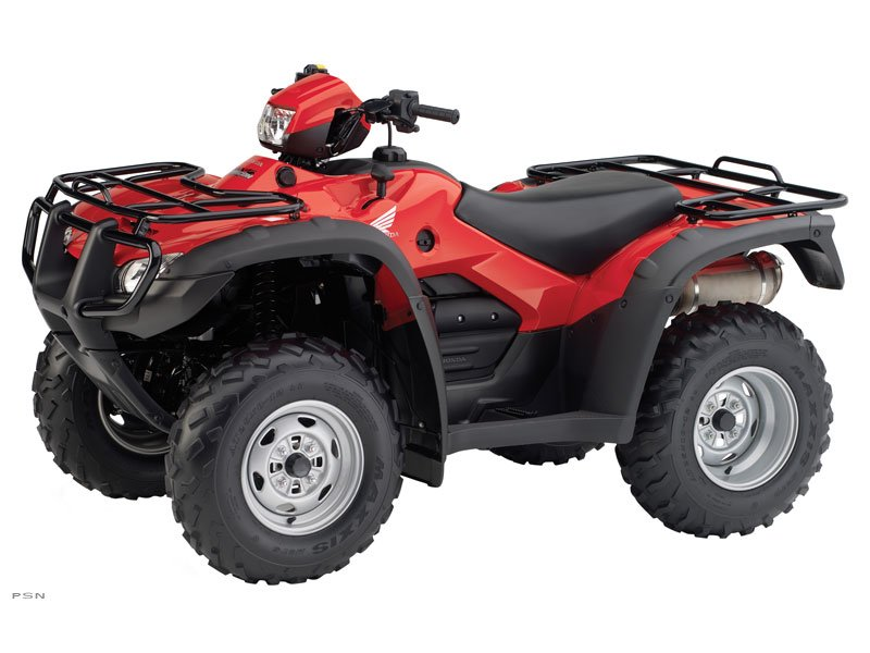 2013 Honda FourTrax Foreman Rubicon with EPS (TRX500FPA)