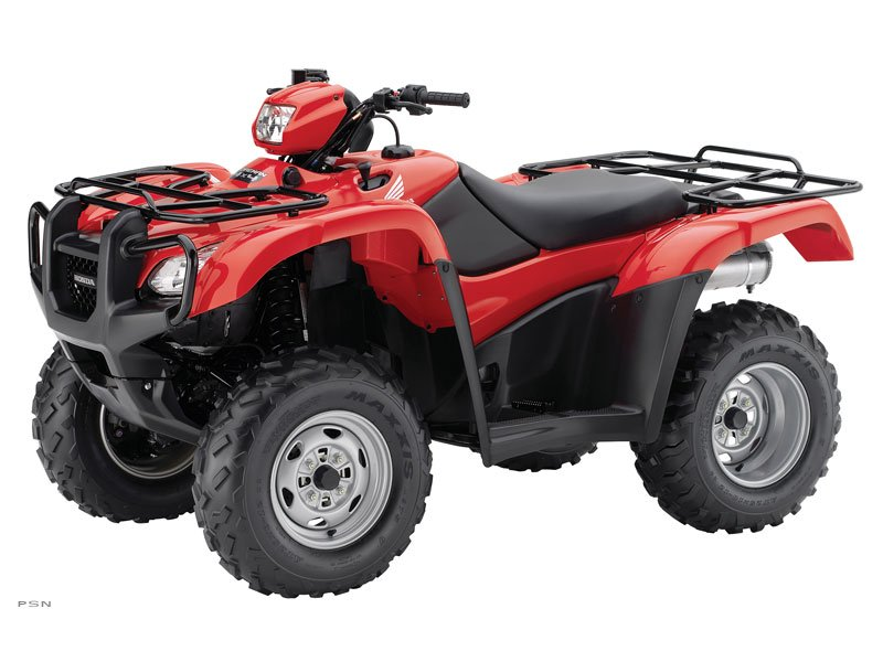 2013 Honda FourTrax Foreman 4x4 (TRX500FM)