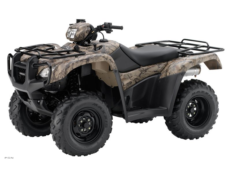 2013 Honda FourTrax Foreman 4x4 ES (TRX500FE)