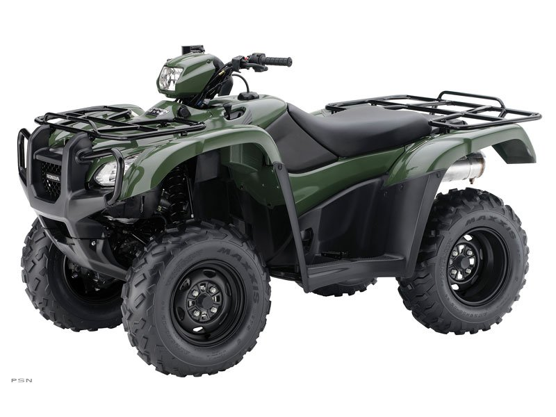 2013 FourTrax Foreman 4x4 with EPS (TRX500FPM)
