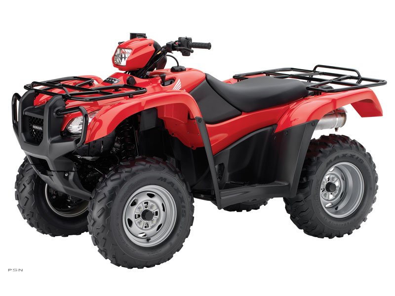 2013 FourTrax Foreman 4x4 ES with EPS (TRX500FPE)