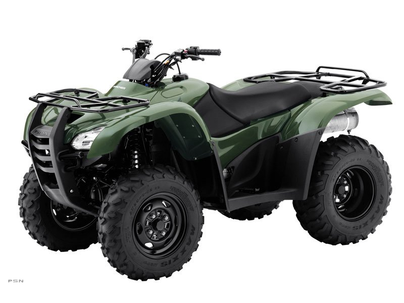 2013 Honda FourTrax Rancher (TRX420TM)