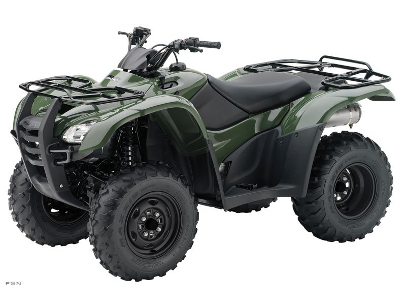 2013 Honda FourTrax Rancher 4x4 (TRX420FM)