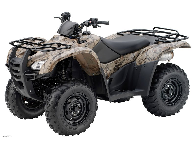 2013 Honda FourTrax Rancher AT with EPS (TRX420FPA)