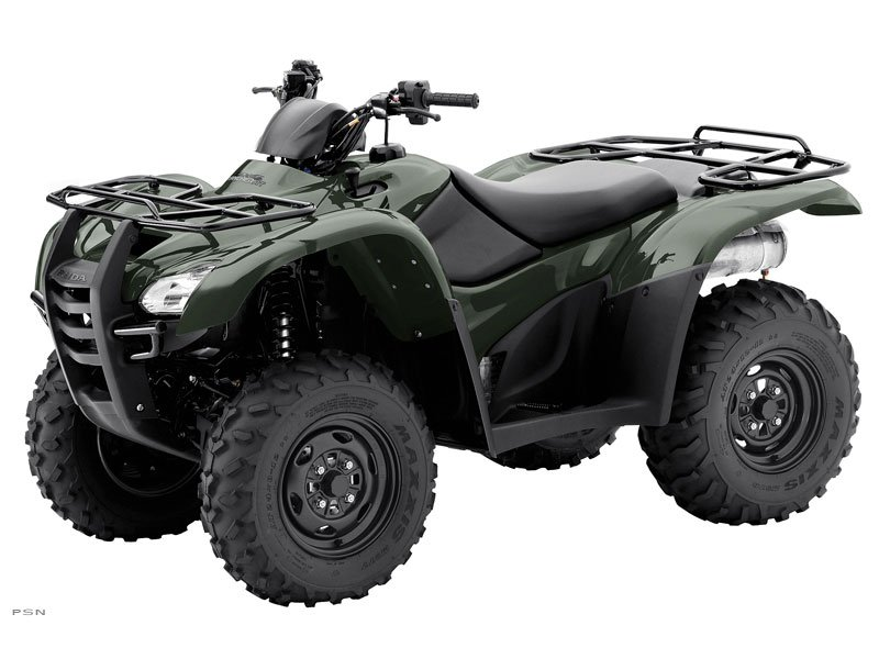 2013 FourTrax Rancher AT (TRX420FA)