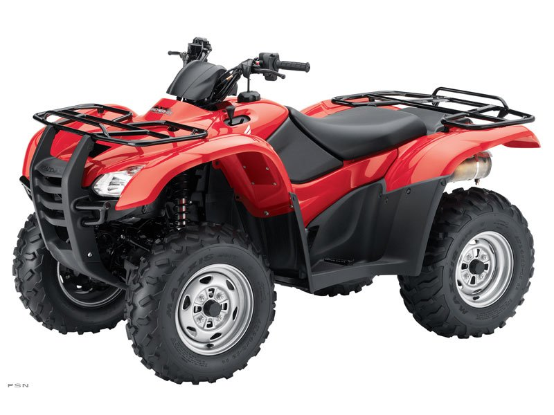 2013 Honda FourTrax Rancher AT (TRX420FA)