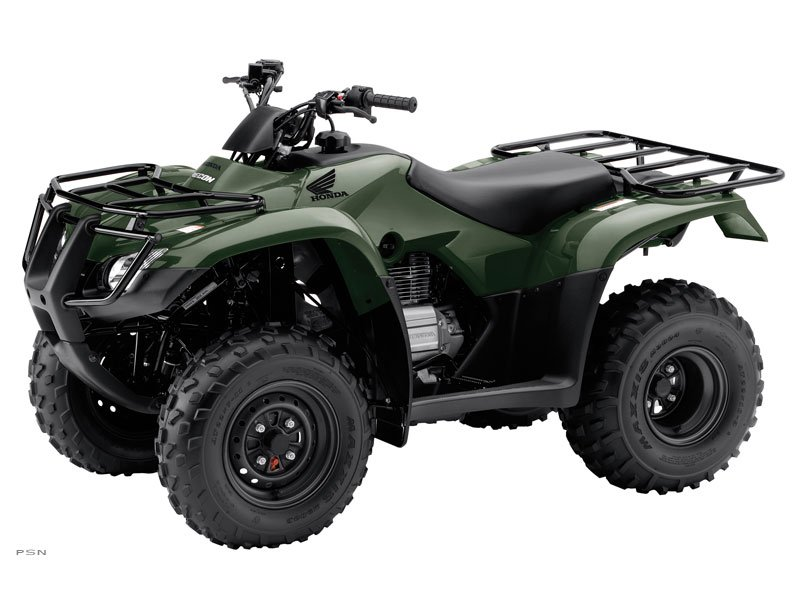 2013 Honda FourTrax Recon ES (TRX250TE)