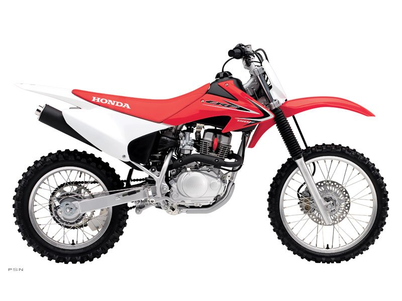 2013 Honda CRF150F