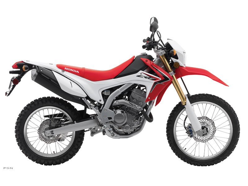 2013 Honda CRF250L