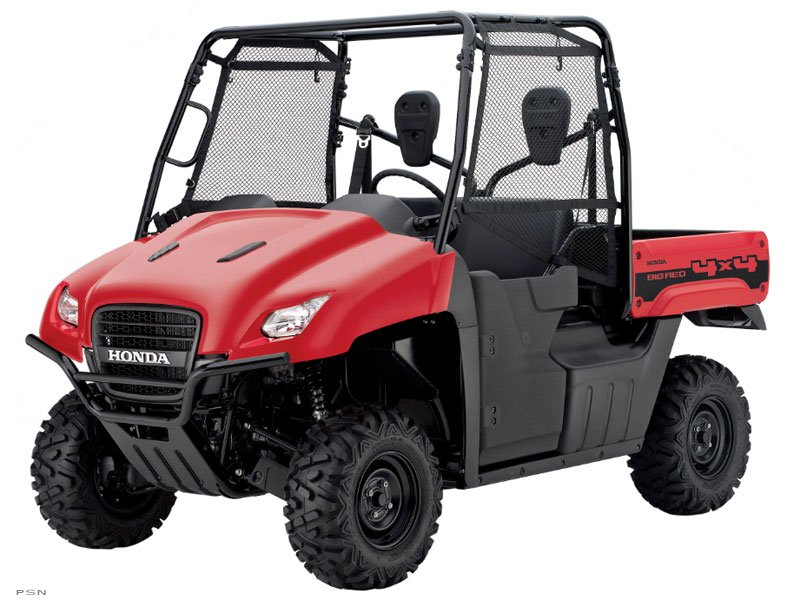 2013 Honda Big Red (MUV700)