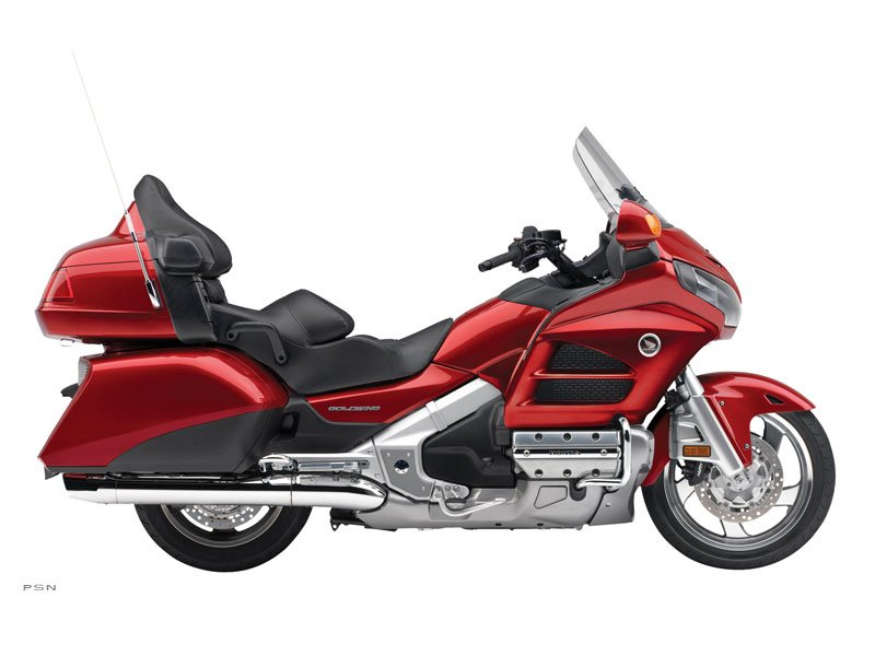 2013 Honda Gold Wing� Audio Comfort