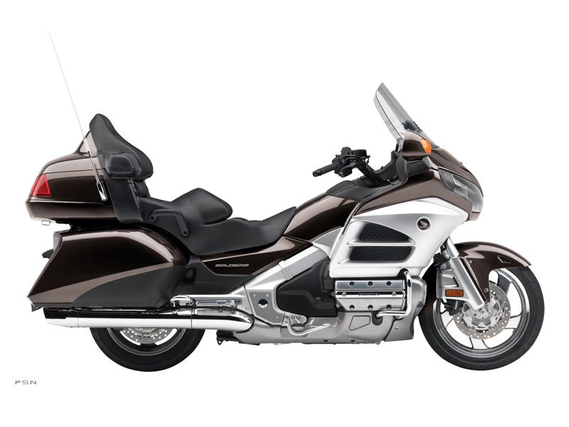 2013 Gold Wing ABS