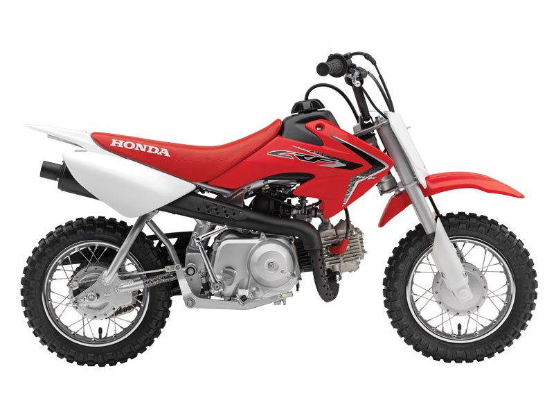 2013 Honda CRF50F