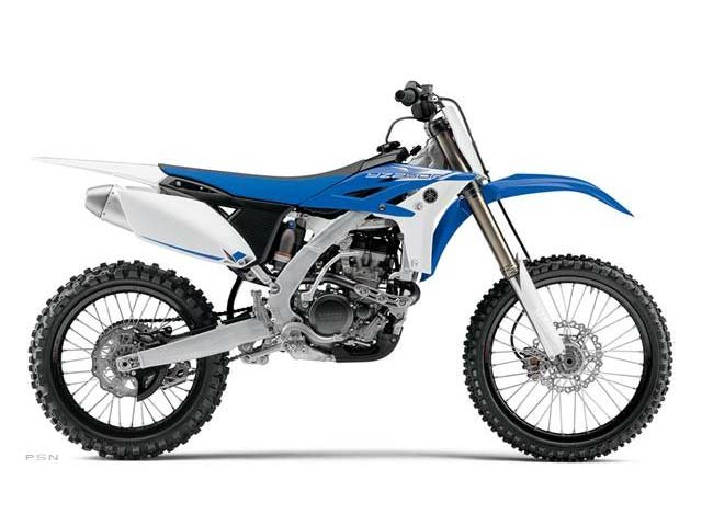 2013 Yamaha YZ250F