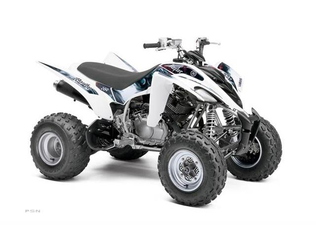 2013 Yamaha Raptor 350