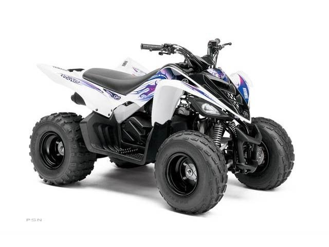 2013 Yamaha Raptor 90