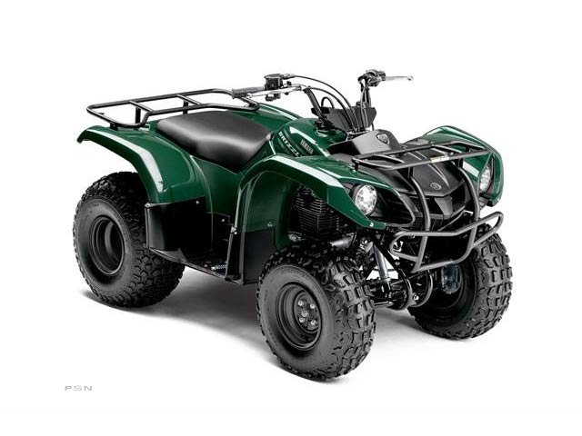 2013 Grizzly 125 Automatic