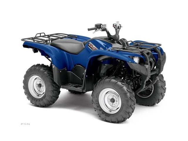 2013 Yamaha Grizzly 550 FI Auto. 4x4