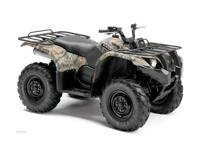 2013 Yamaha Grizzly 450 Auto. 4x4 EPS