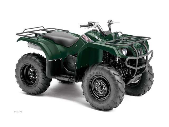 2013 Yamaha Grizzly 350 Auto. 4x4