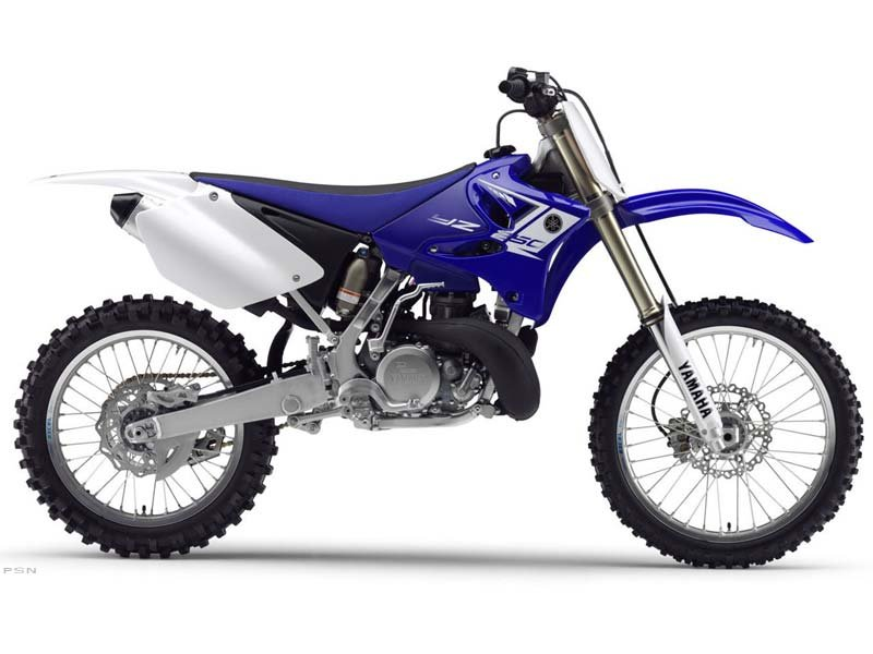 2013 Yamaha YZ250 (2-Stroke)