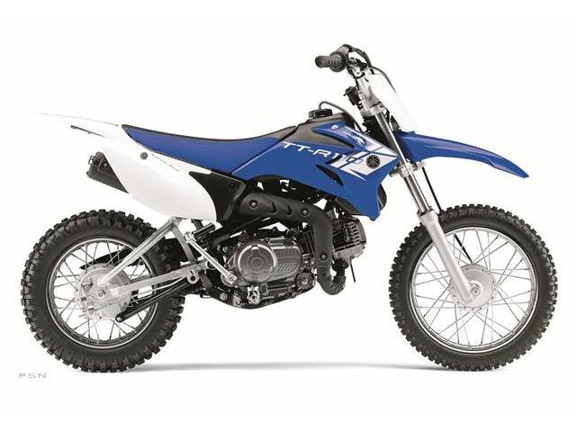 2013 Yamaha TT-R110E