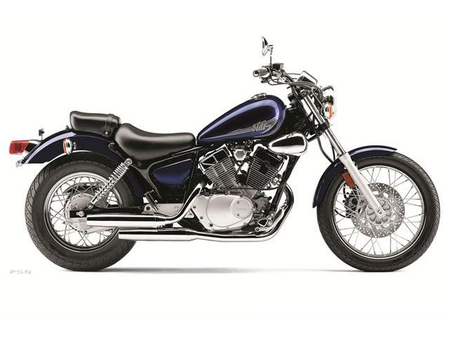 2013 Yamaha V Star 250