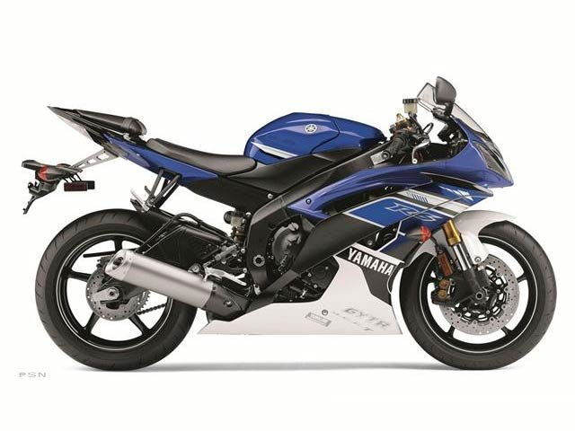 2013 Yamaha YZF-R6