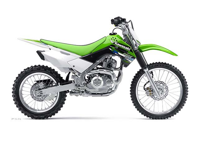 2013 Kawasaki KLX140L