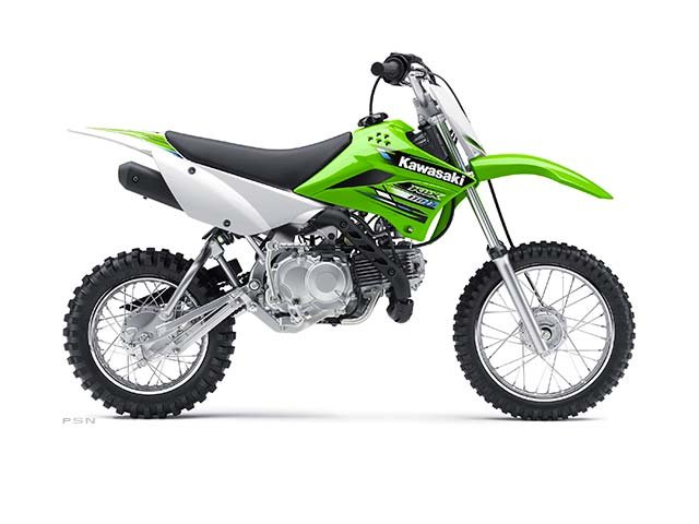 2013 Kawasaki KLX110L