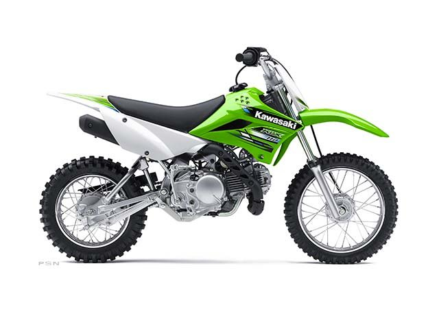 2013 Kawasaki KLX110
