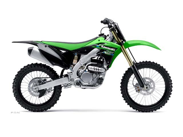 2013 Kawasaki KX250F
