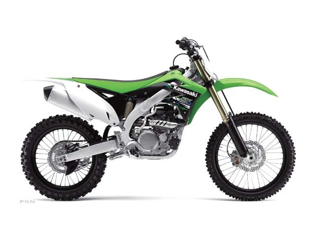 2013 Kawasaki KX450F