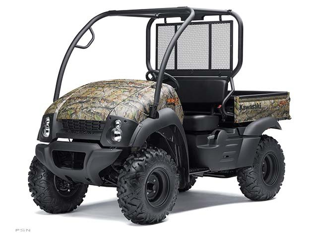2013 Kawasaki Mule 610 4x4 XC Camo