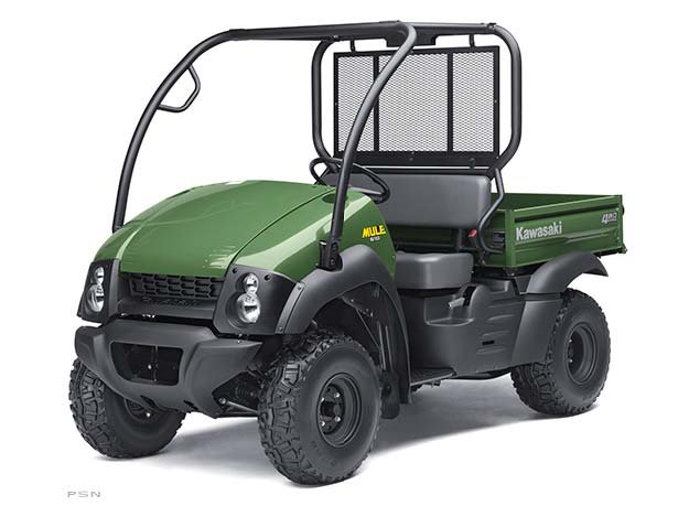 2013 Kawasaki Mule 610 4x4