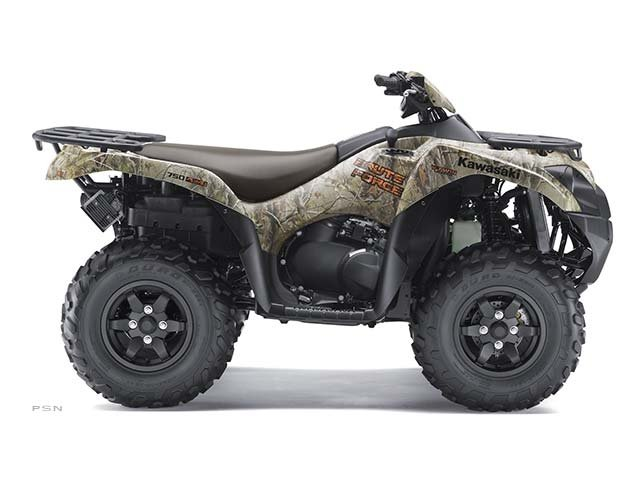2013 Kawasaki Brute Force 750 4x4i EPS Camo