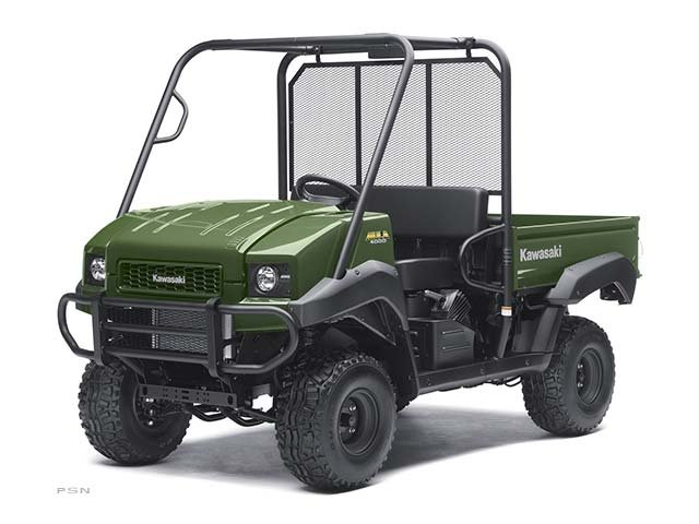 2013 Kawasaki Mule 4000