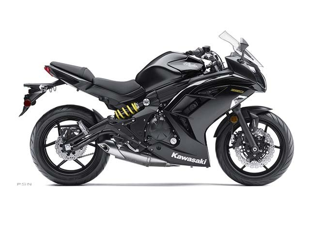 2013 Kawasaki Ninja 650 ABS