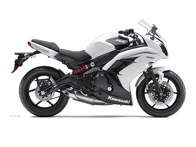 2013 Kawasaki Ninja 650