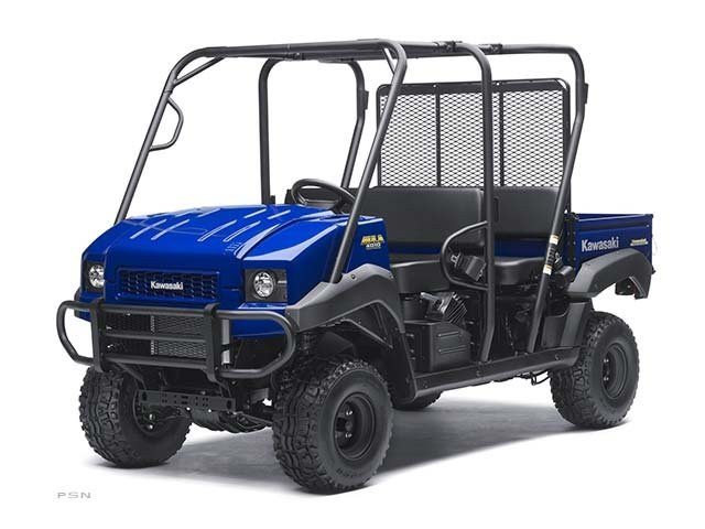2013 Mule 4010 Trans4x4