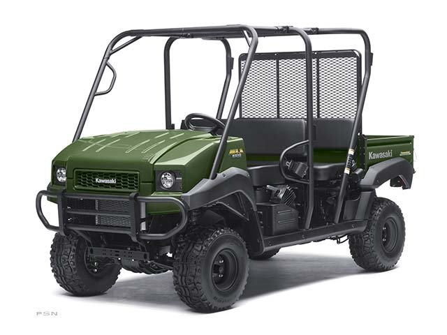 2013 Kawasaki Mule 4010 Trans4x4