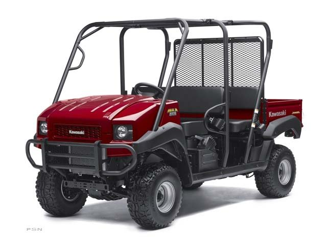 2013 Mule 4010 Trans4x4 Diesel
