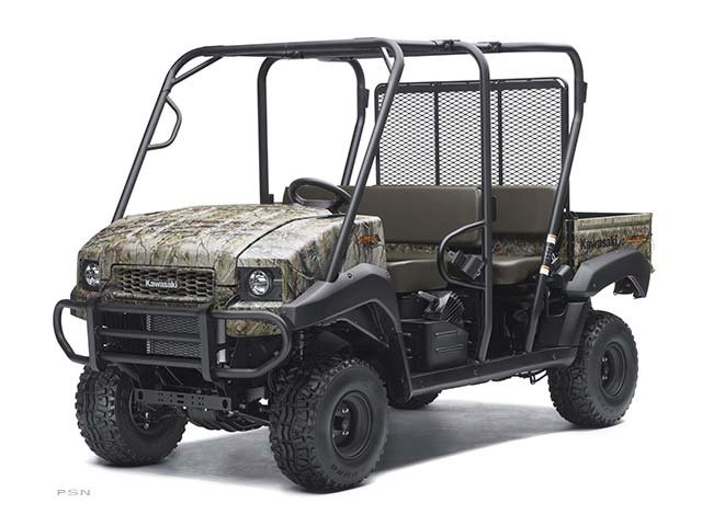 2013 Kawasaki Mule 4010 Trans4x4 Camo
