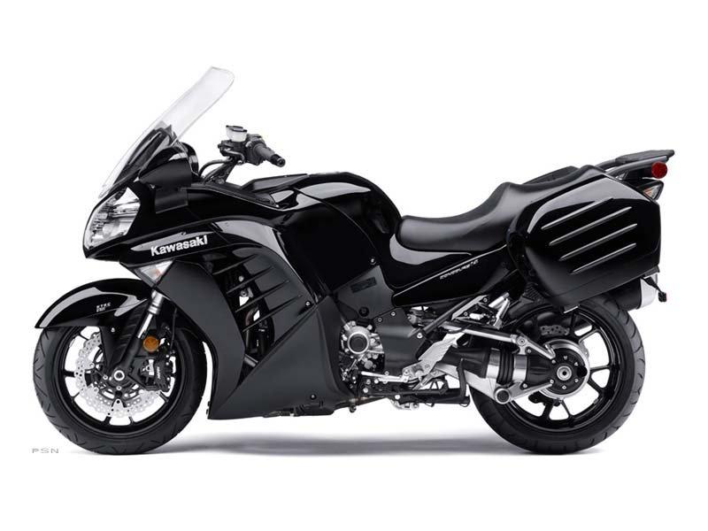 2013 Kawasaki Concours™ 14 ABS