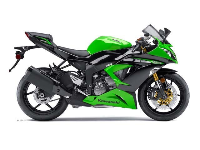 2013 Kawasaki Ninja ZX-6R